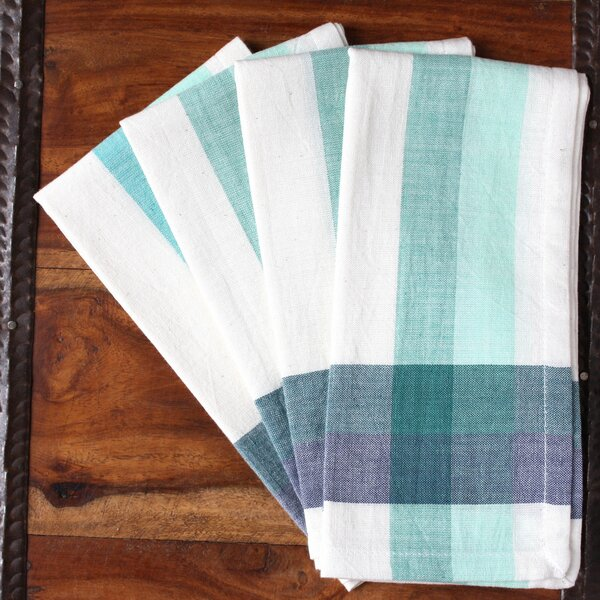 Napkins (Set of 4) by Sustainable Threads