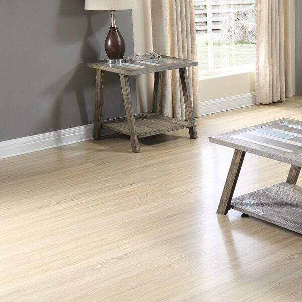 Howington End Table by Highland Dunes