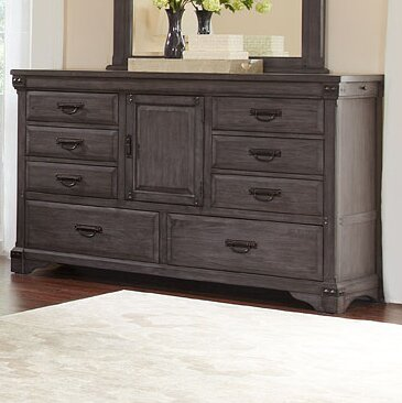 Madeley 8 Drawer Combo Dresser by Gracie Oaks