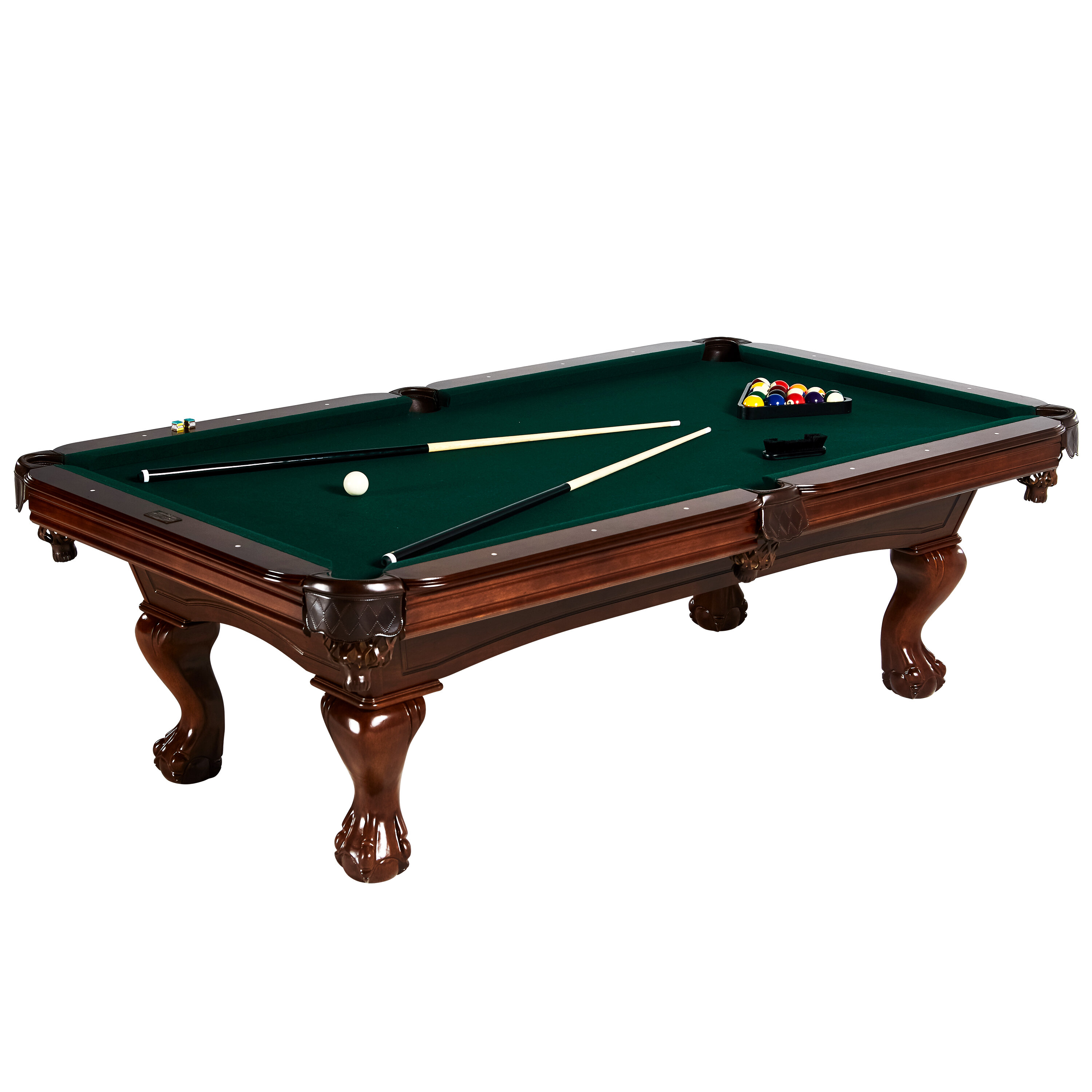 Barrington Billiards Company Barrington Hawthorne Pool Table - Pool table cloth replacement price
