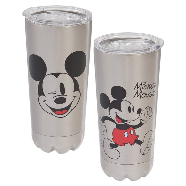 Disney 20 oz. Stainless Steel Travel Tumbler by Vandor LLC