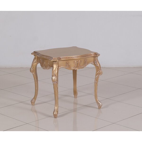Phanto End Table by Astoria Grand