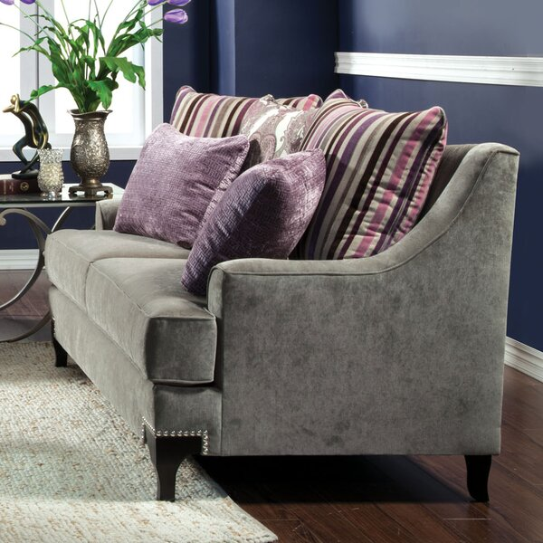 New Look Collection Flvio Loveseat by Willa Arlo Interiors by Willa Arlo Interiors