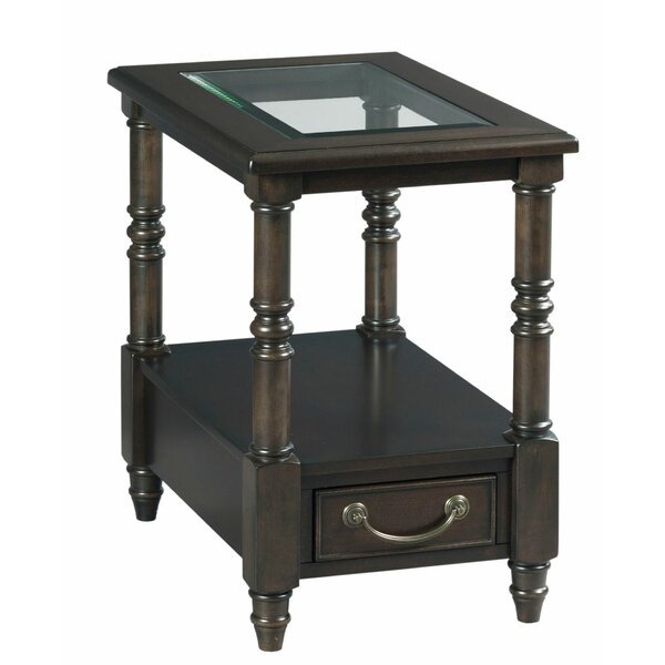 Grantville End Table with Storage by Gracie Oaks Gracie Oaks