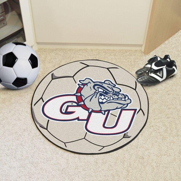 NCAA Gonzaga University Soccer Ball by FANMATS
