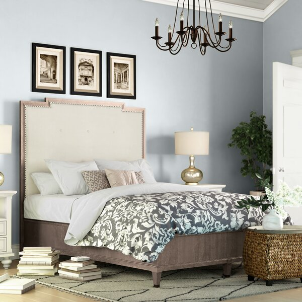 Sanford Upholstered Standard Bed by Birch Lane™ Heritage