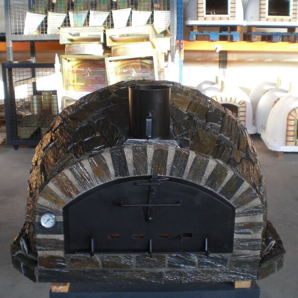 Stone Domed Pizza Oven by Authentic Pizza Ovens