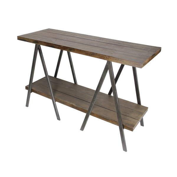 Review Callidora 2 Tier Console Table