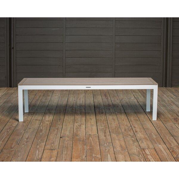 Echo Aluminium Picnic Bench by Winston