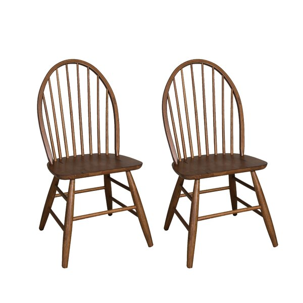 Clarissa Side Chair (Set of 2) by August Grove