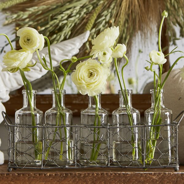 Penally 6 Piece Table Vase Set by Birch Lane™