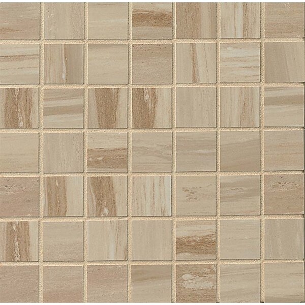 Laguna 1.5 x 1.5 Porcelain Mosaic Tile in Monterey Polished by Grayson Martin