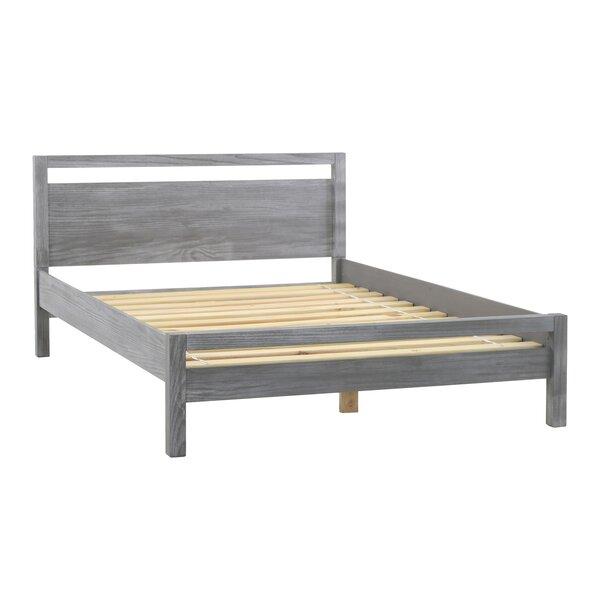 Loft Queen Platform Bed by Grain Wood Furniture