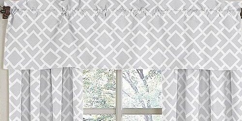 Diamond Window Valance by Sweet Jojo Designs