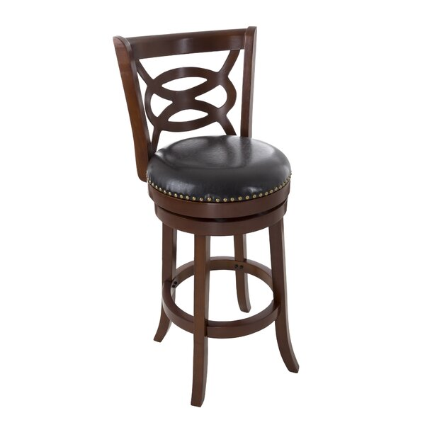 30 Swivel Bar Stool by Lavish Home