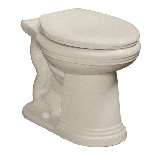 Orrington High Efficiency 1.28 GPF Elongated Toilet Bowl by Danze®
