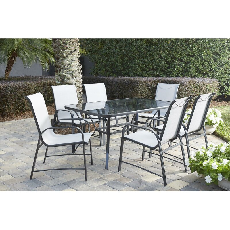 Osprey 7 Piece Dining Set