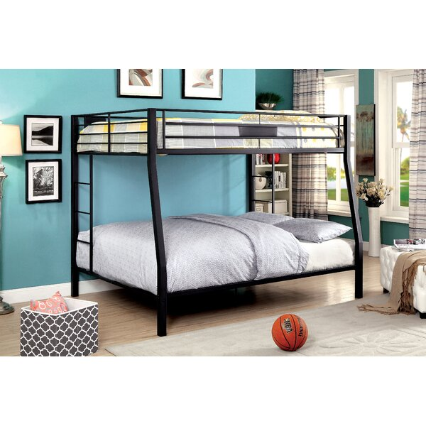 Alfredo Full over Queen Bunk Bed by Zoomie Kids