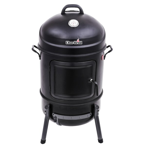 Charcoal Smoker and Grill by Char-Broil