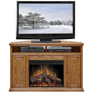 Scottsdale Corner TV Stand for TVs up to 55 with Fireplace