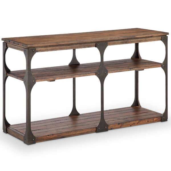 Aradhya Console Table by 17 Stories
