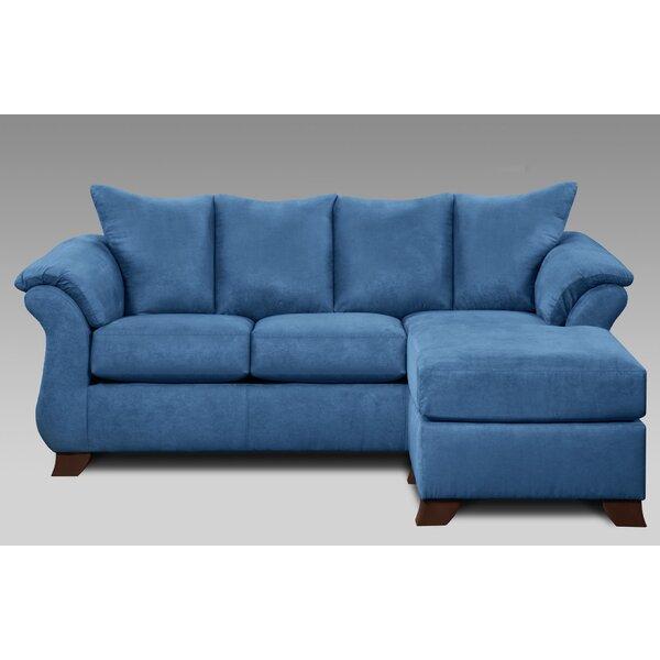 Matzke Sofa Chaise by Charlton Home