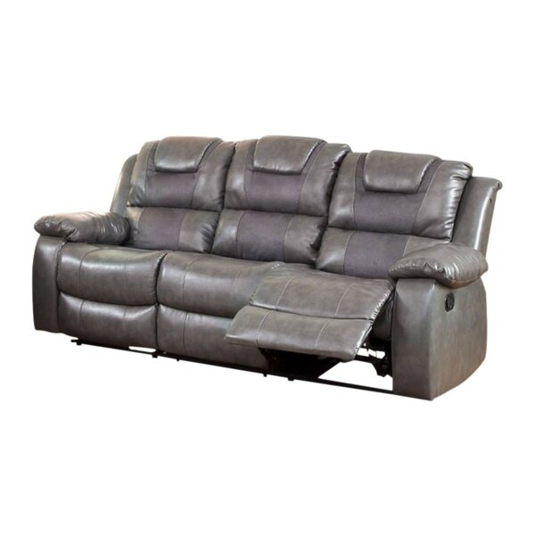 Gannon Reclining Sofa by Red Barrel Studio
