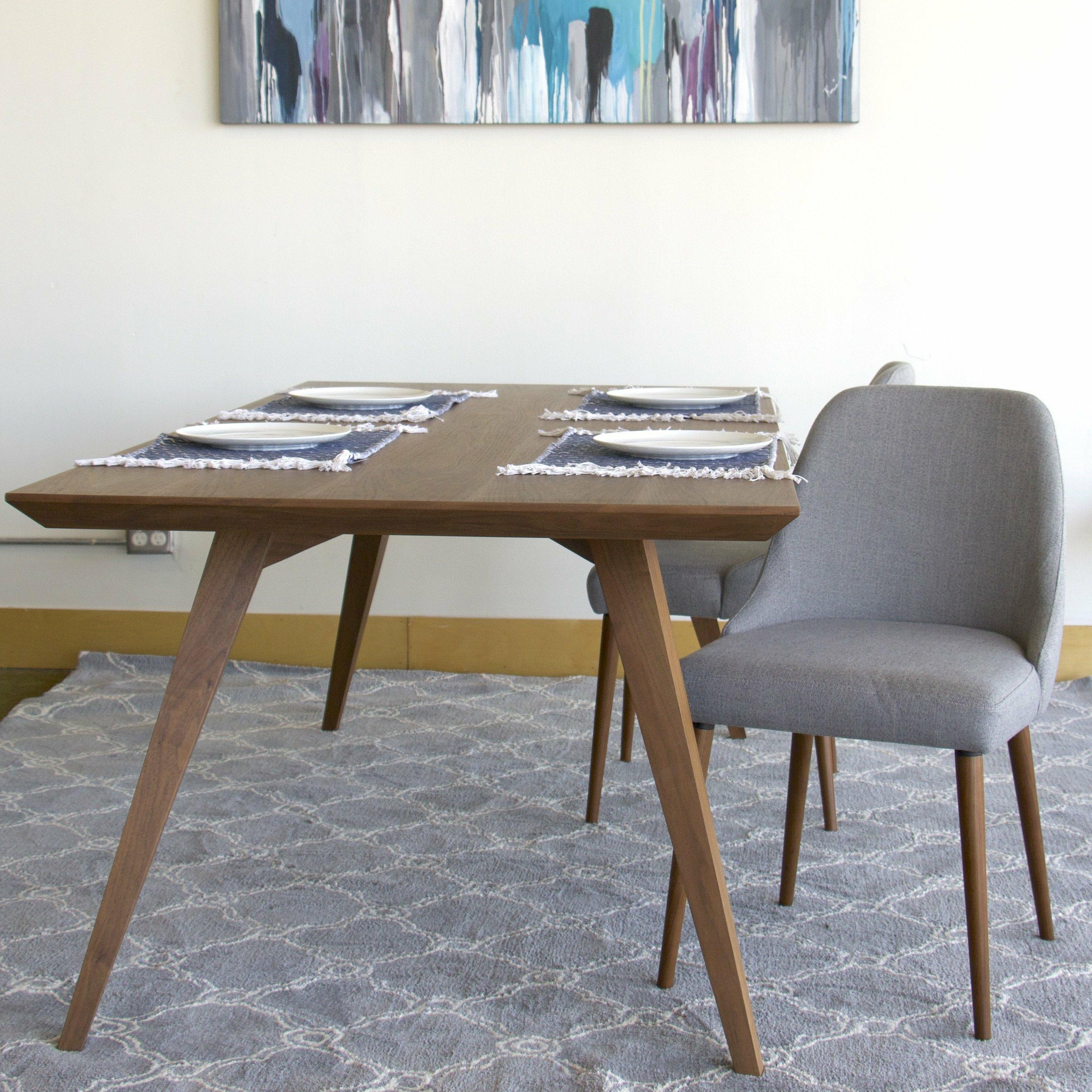 Picture of: Corrigan Studio Darron Mid Century Modern Dining Chair Wayfair