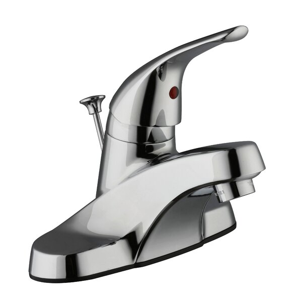 Middleton Centerset Bathroom Faucet with Drain Assembly by Design House