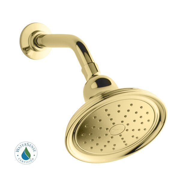 Devonshire Low Flow Shower Head with Katalyst Air Induction Spray by Kohler