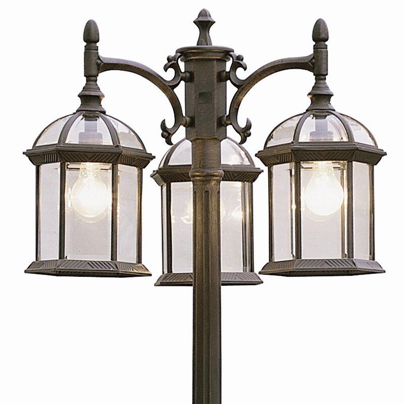 Transglobe Lighting Outdoor 3 Light 79 Quot Post Light