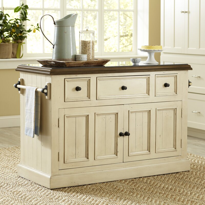 Kitchen Islands With Granite Top For Sale