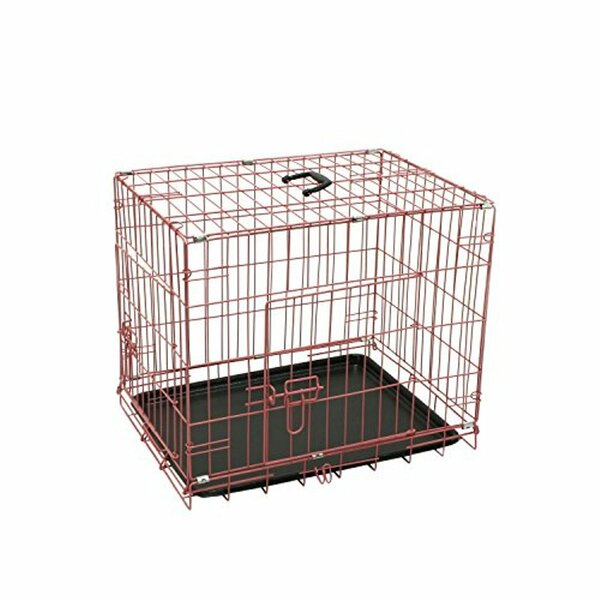 Keeney 2 Doors Folding Suitcase Pet Crate by Tucker Murphy Pet