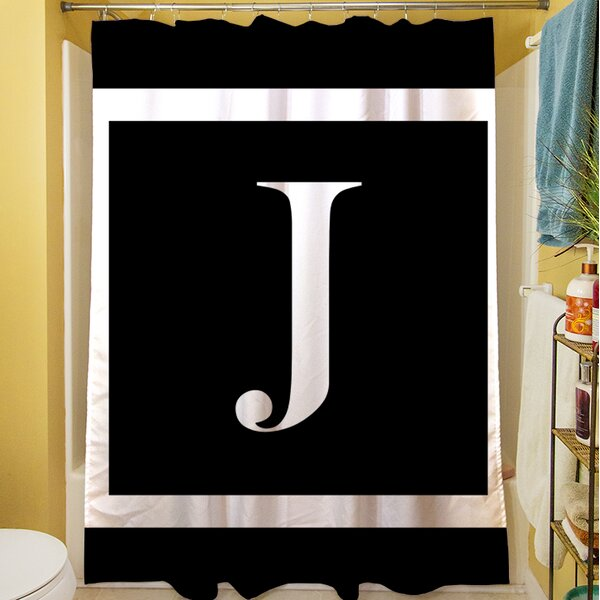 Rhoton Shower Curtain by Charlton Home