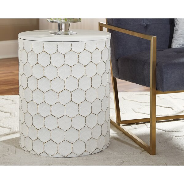 Kennemer Accent Stool by Mercer41
