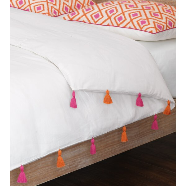 Taylor Baldwin Hand-Tacked Single Reversible Comforter