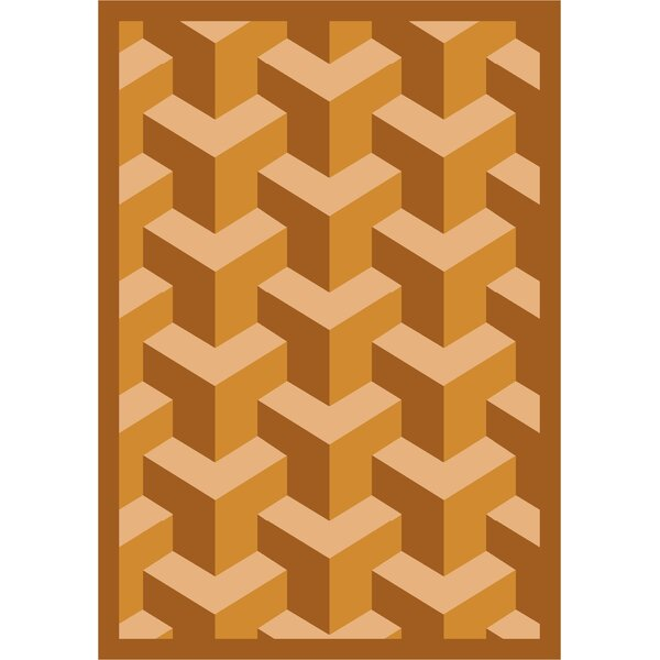 Tan Area Rug by The Conestoga Trading Co.