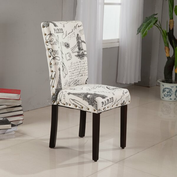 Upholstered Dining Chair (Set of 2) by NOYA USA