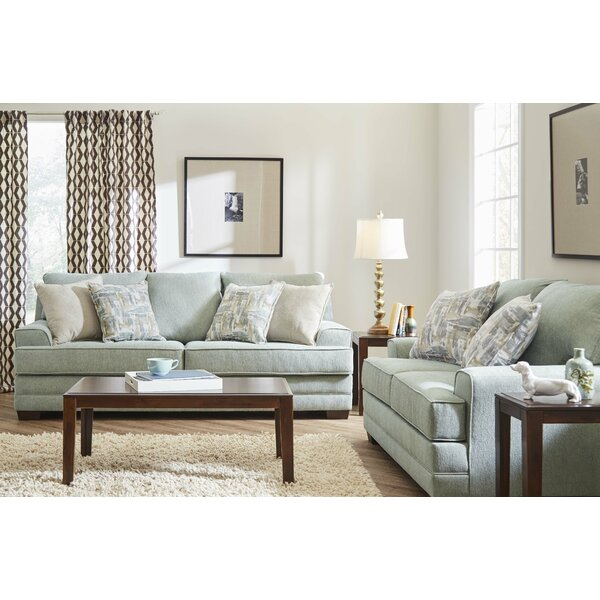 Configurable Living Room Set by Highland Dunes