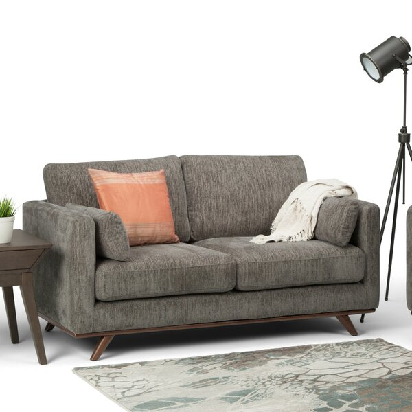 Buy Online Cheap Bilyeu Standard Loveseat by Corrigan Studio by Corrigan Studio