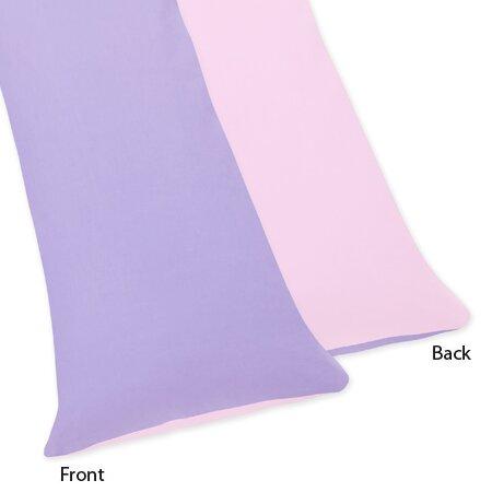 Butterfly Body Pillow Case by Sweet Jojo Designs