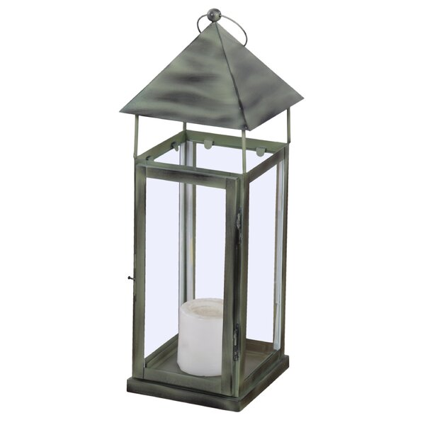Metal Lantern by Alliyah Rugs