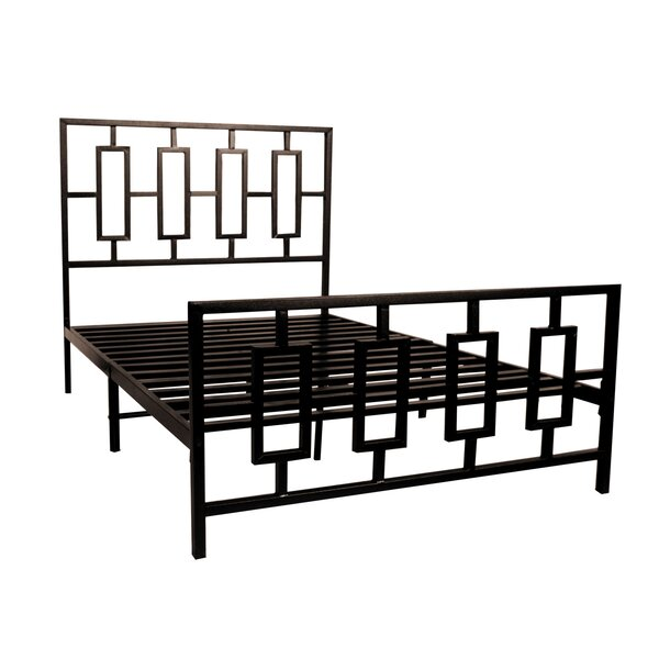 Decorative Platform Bed by Hazelwood Home