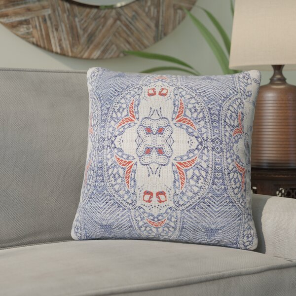 Alexys Outdoor Throw Pillow by Mistana