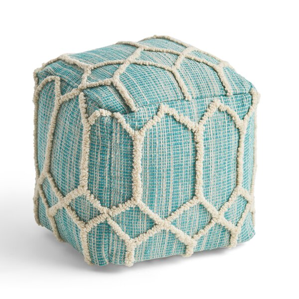 Tarrytown Tufted Pouf by Bungalow Rose
