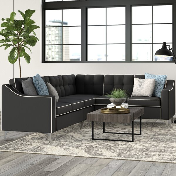 Chanchelulla Symmetrical Sectional by Trent Austin Design