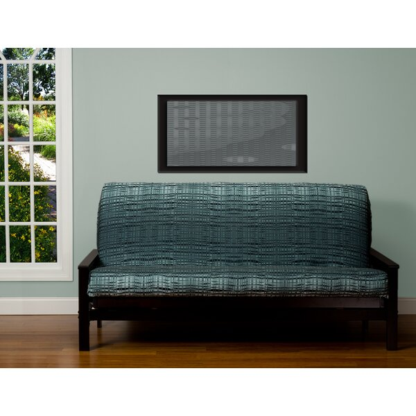 Marisol Zipper Box Cushion Futon Slipcover by Brayden Studio