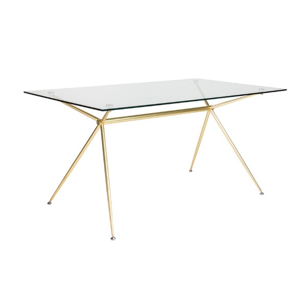 Berndt Dining Table By Orren Ellis Looking for