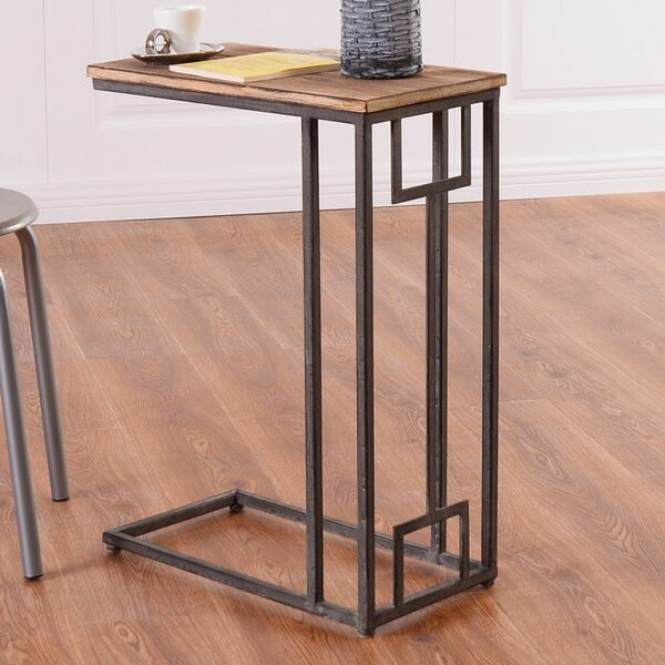 Hopkins End Table by Wrought Studio
