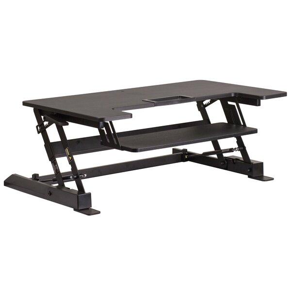 Adjustable Standing Desk Converter by Symple Stuff